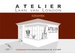 Atelier Laan van London - tuinbord