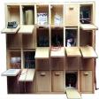 Herinneringskabinet - laatjes open